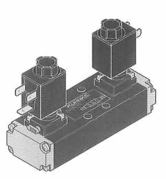 ISO and Namur Valves