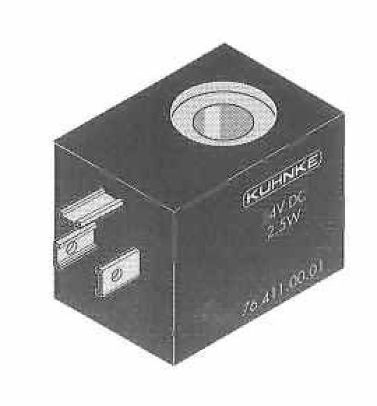 ISO (CNOMO) Solenoid Replacement Coils