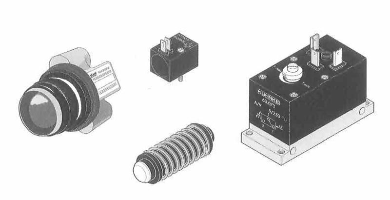Indicators and Pressure Switches